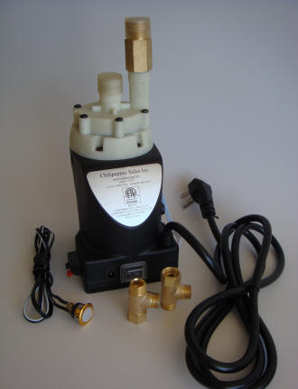 Water Saver Pump